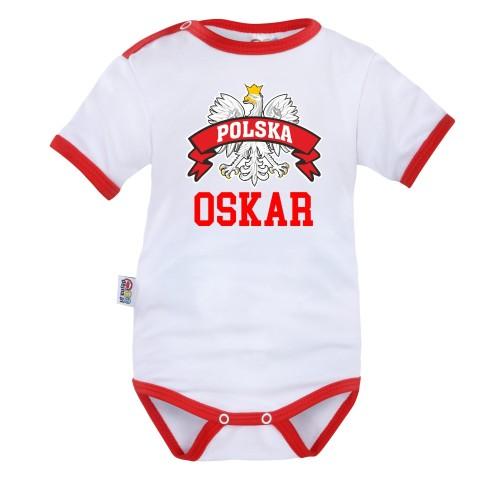 e1590ef4aa Body i koszulki dziecięce z nadrukiem imieniem dziecka