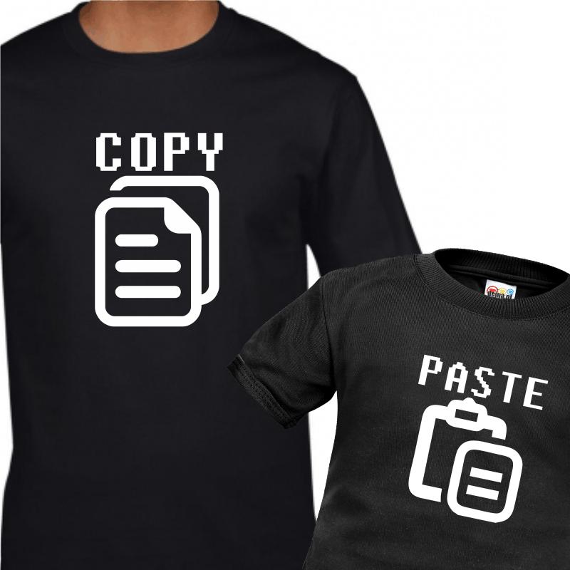 ffa56029 Copy & Paste -wierna kopia Ojca - Dejna.pl nadruki na odzieży