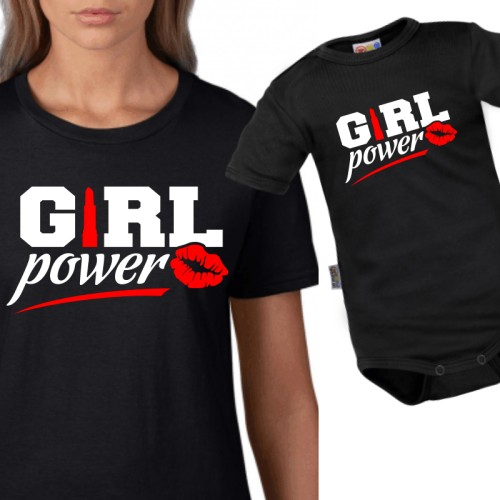 Girl POWER (komplet 2 szt)
