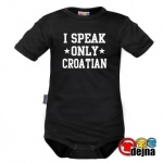 I SPEAK CROATIAN