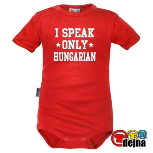 I SPEAK HUNGARIAN