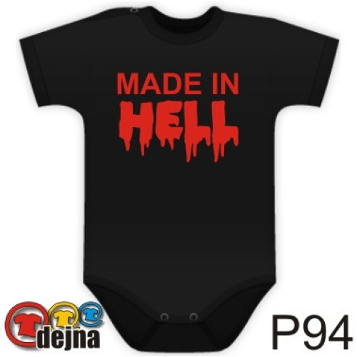 Made in HELL!   (P94)